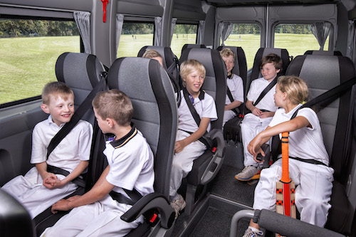 Renault's boost for safe school transport