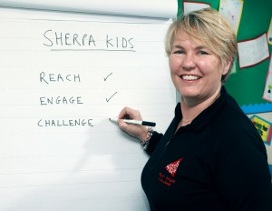 Sherpa Kids Australia managing director Vicki Prout says some established OOSH providers are in a rut that is both deep and long. In many cases they've degenerated into little more than a corporate baby-sitting service.