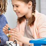 Lego's new robotics education system for primary students