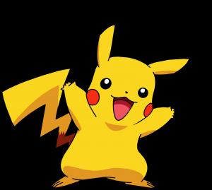 Pikachu graphic