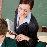 The main reason students choose teaching as a career