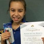 Award recognises Primary School students for community spirit